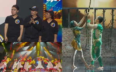 WATCH: Three Filipino acts compete in 'Asia's Got Talent' finals