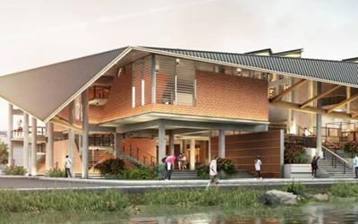 Sun-lit spaces, sustainable materials: Filipino design studio Alero puts local craftsmanship on the global stage