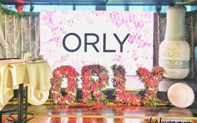 Orly's newest innovation ORLY Gel FX Builder in a Bottle